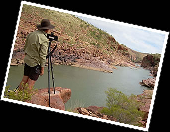 The Journey – into Australian Landscape.