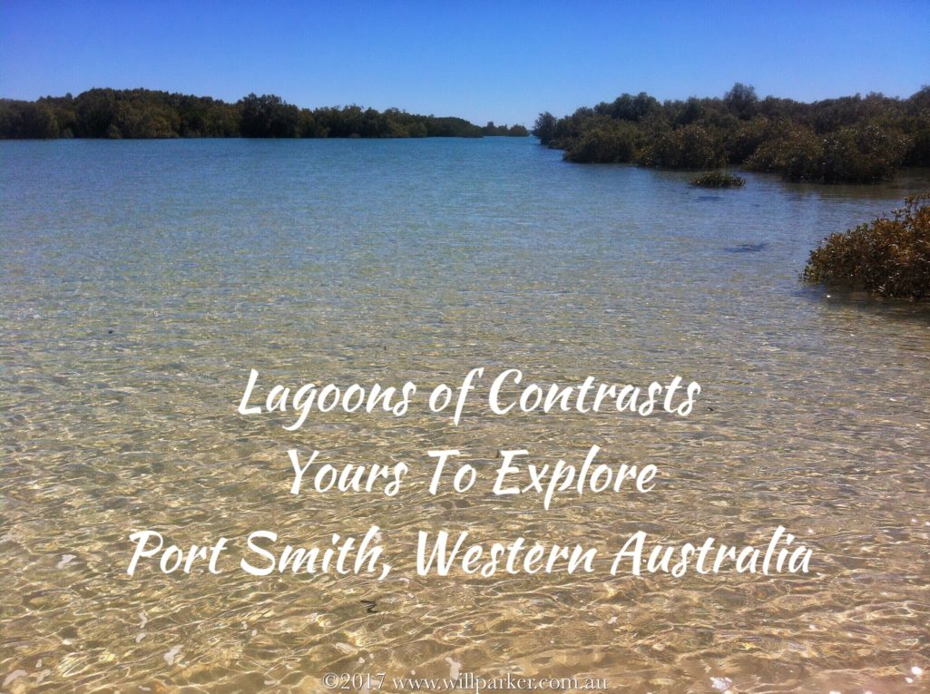 Lagoons of Contrasts Yours to Explore Port Smith, Western Australia